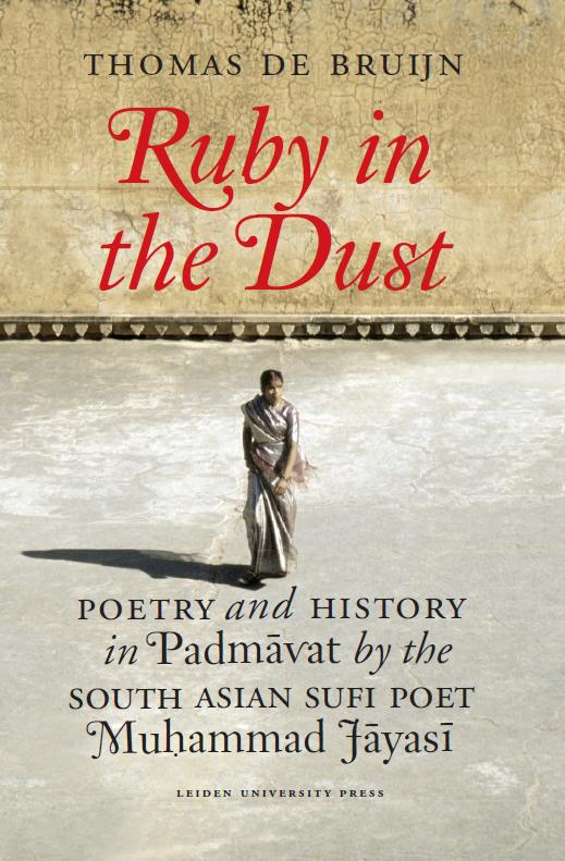 Cover The Ruby in the Dust
