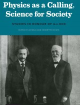 Physics as a Calling, Science for Society
