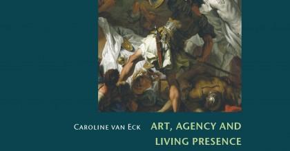 New book by Caroline van Eck