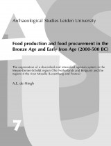 Food Production and Food Procurement in the Bronze Age and Early Iron Age (2000-500 BC)