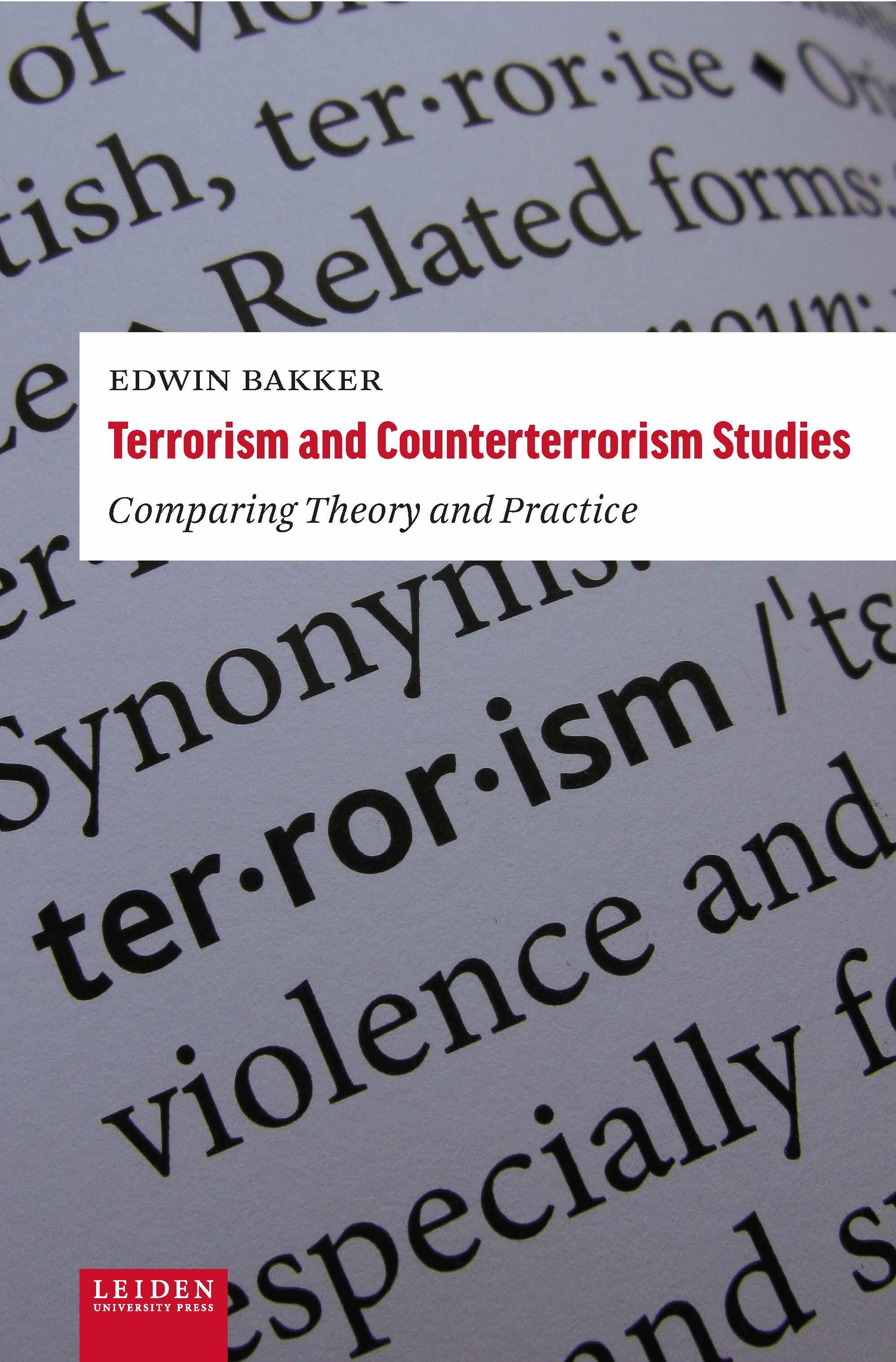Terrorism and Counterterrorism Studies