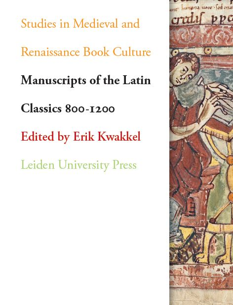 Manucripts of the Latin Classics front