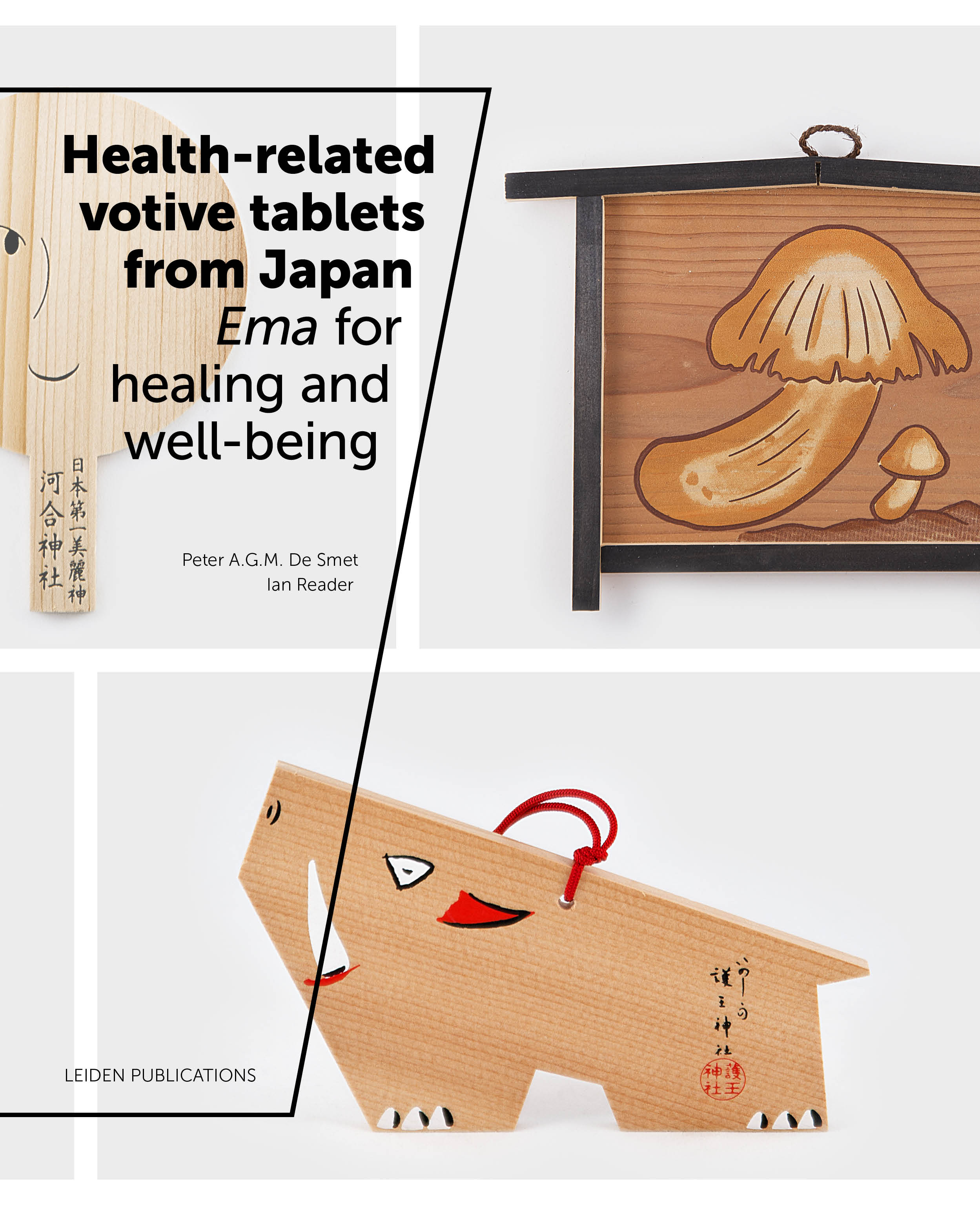 Healt-related Votive Tablets from Japan