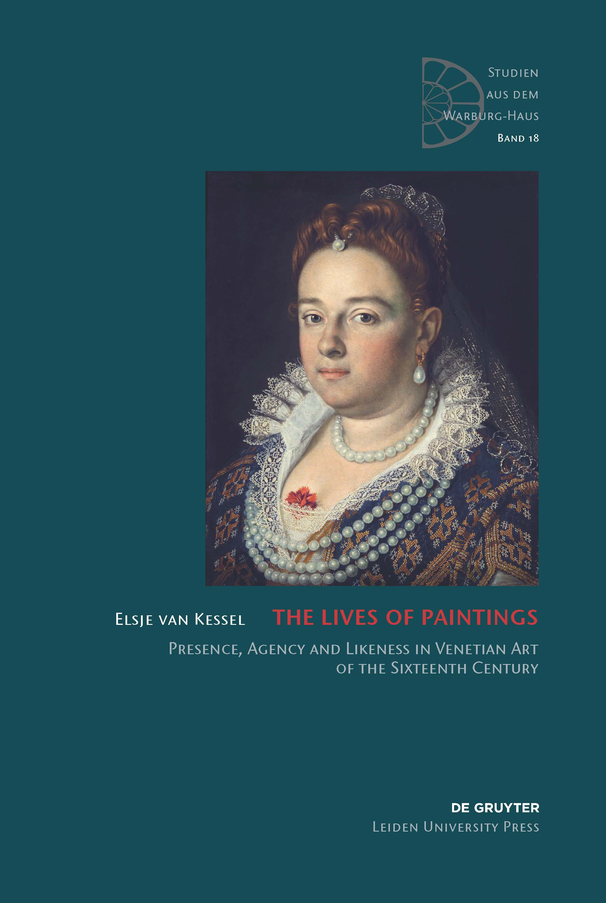 The Lives of Paintings