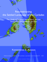 Cover Reconstructing the Settled Landscape of the Cyclades