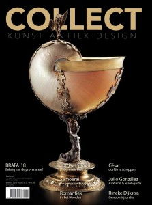 Cover COLLECT Kunst Antiek Design