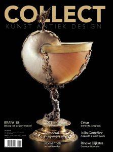 Cover COLLECT Kunst Antiek Design