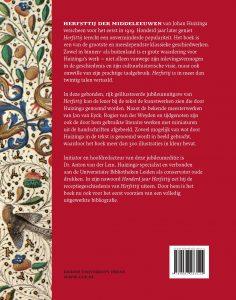 Covertekst Herfsttij der Middeleeuwen