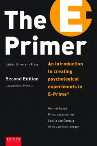 Cover The E-Primer _revised edition