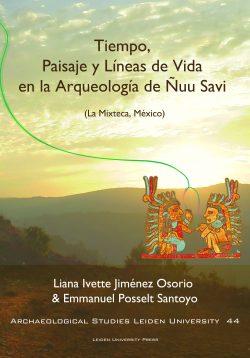 Cover Tiempo, Paisaje y Lineas de Vida